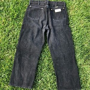 Vintage wrangler made in USA jeans sz 34x36